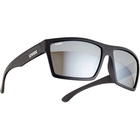UVEX LGL 29 Glasses black mat/silver